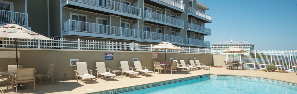 Accommodation at the Lucayan Resort - Ocean City Maryland